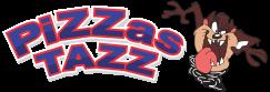 Pizzas Tazz Logo